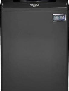 Whirlpool 6.5 kg Fully Automatic Top Load with In-built Heater Grey (360 BW ULTRA (SC) 6.5 KG GRAPHITE 10YMW)