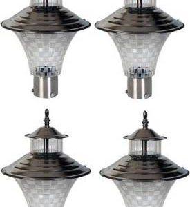 ILLUMINOUS Gate Light Outdoor Lamp