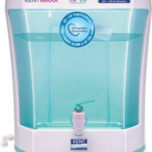 Kent MAXX (11013) 7 L UV + UF Water Purifier (White & Blue)