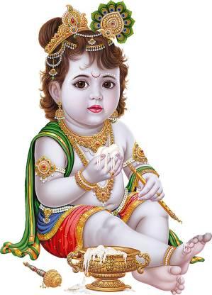Lord Baal Krishna