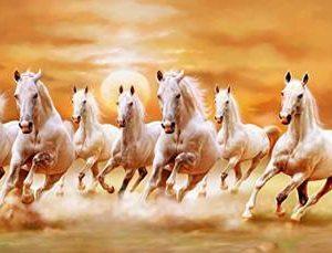 Horse Poster Sticker