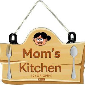 Indigifts Mummy Da Dhaba Kitchen Door Sign