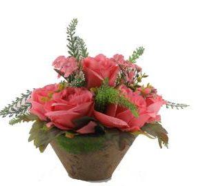Rose Flower Pot