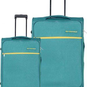 Soft Body Set of 2 Luggage - Advantage Combo Set