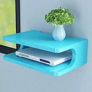AmazingShopee Set top box stand cum remote holder