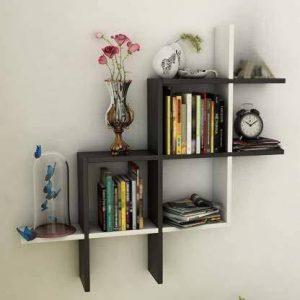 Furnifry MDF (Medium Density Fiber) Wall Shelf